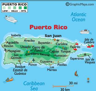 Feb 16-Mar 7, 2012 Puerto Rico