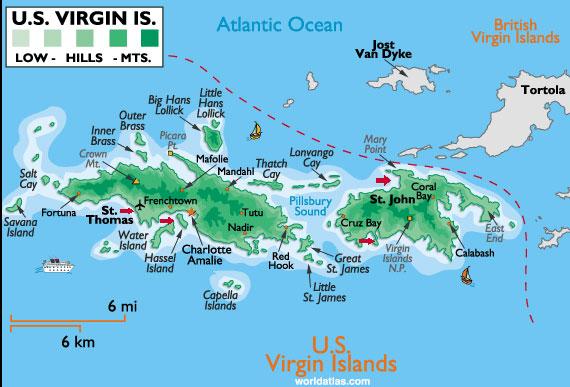 january 1 16 2012 us virgin islands